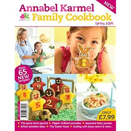 Annabel Karmel Family Cookbook – review