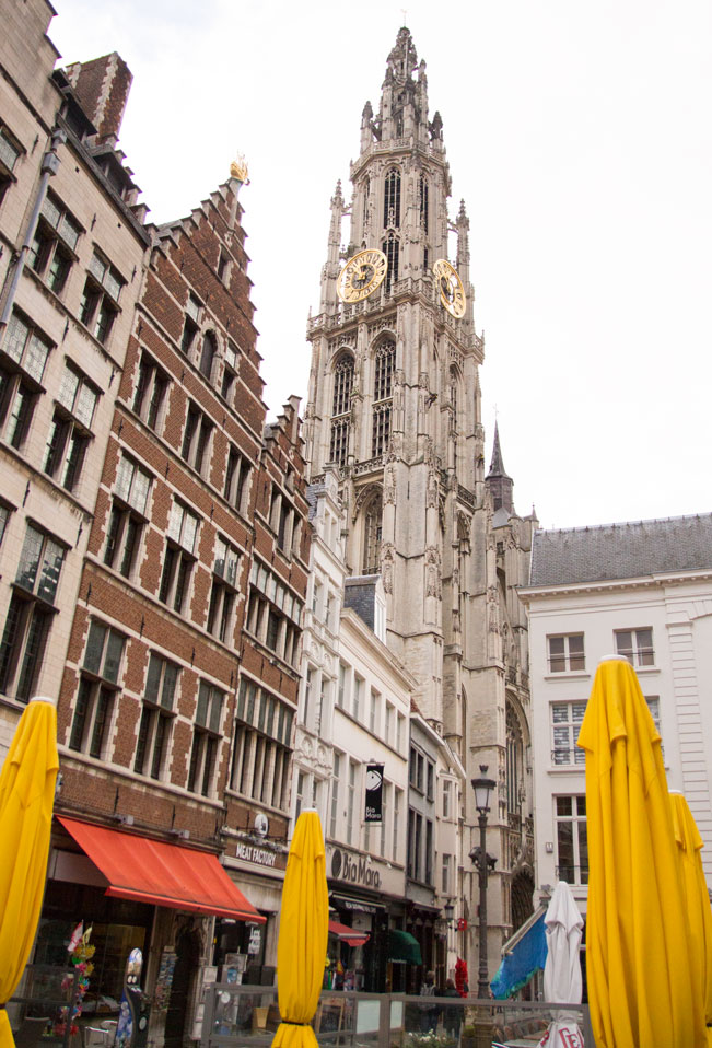 Antwerp for a Belgian Break – Things to do! – travel review