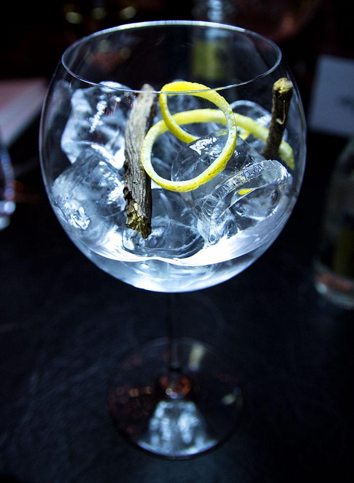 Hotel des Indes gin