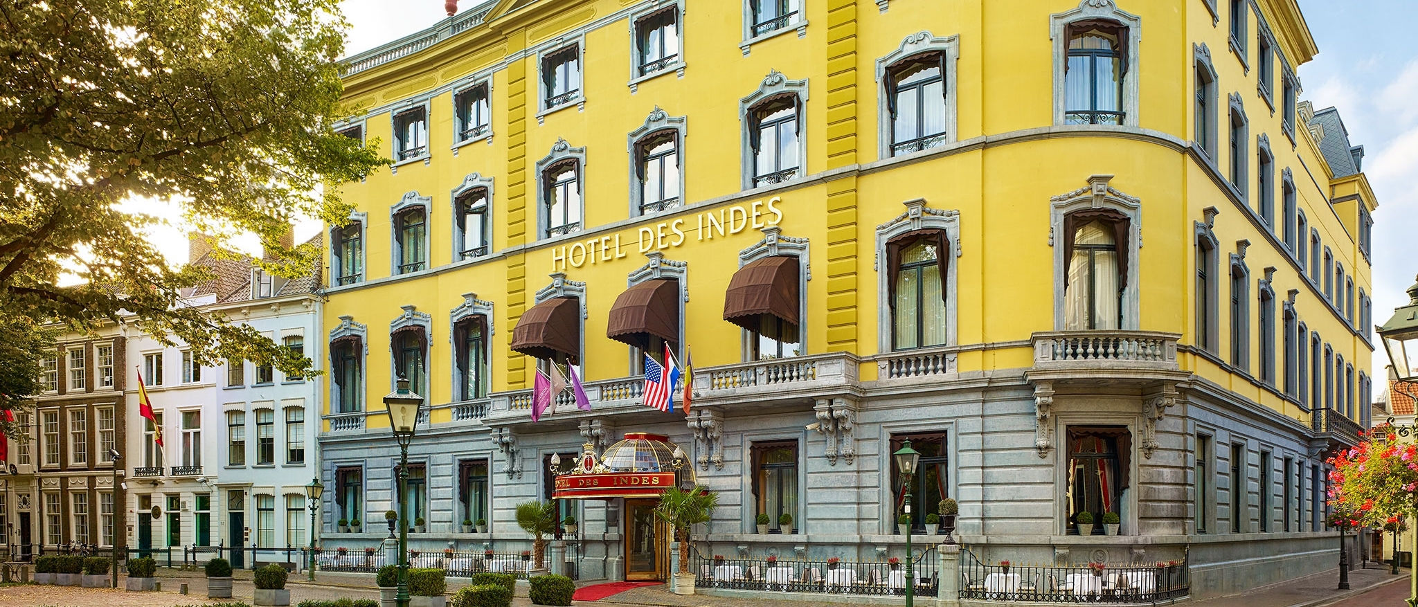 Hotel Des Indes for an evening – review