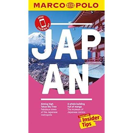 Japan – Marco Polo Pocket Travel Guide 2018 – guidebook review