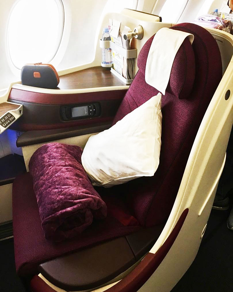 Qatar Airways is the Business – travel review