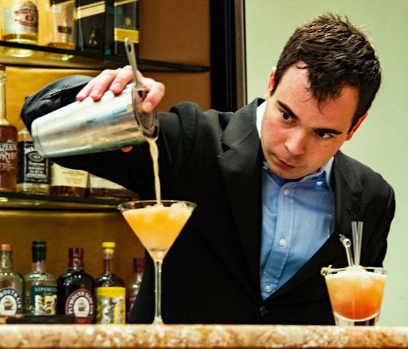 The Halkin cocktails