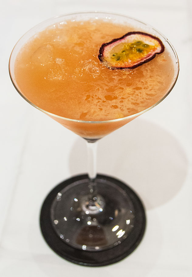 The Halkin cocktail