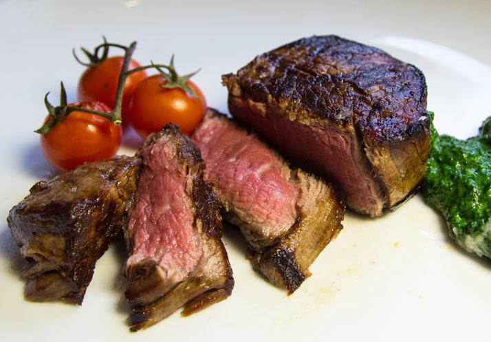JW Steakhouse steak