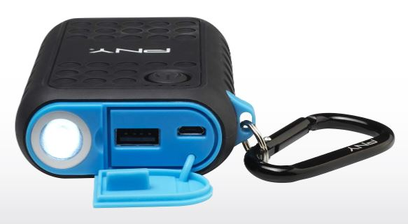The PNY Outdoor Charger – travel accessory review