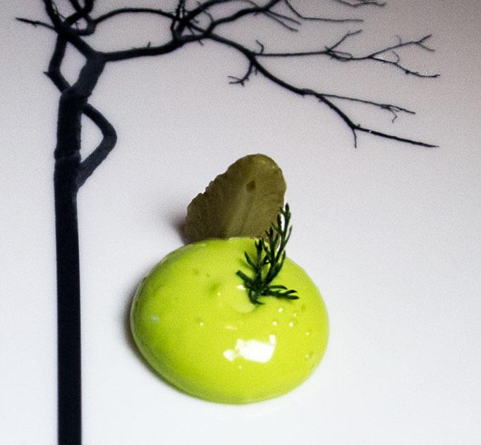 Pied à Terre wasabi