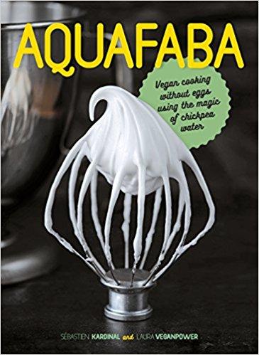 Aquafaba cover