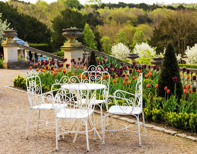 Beaverbrook garden table