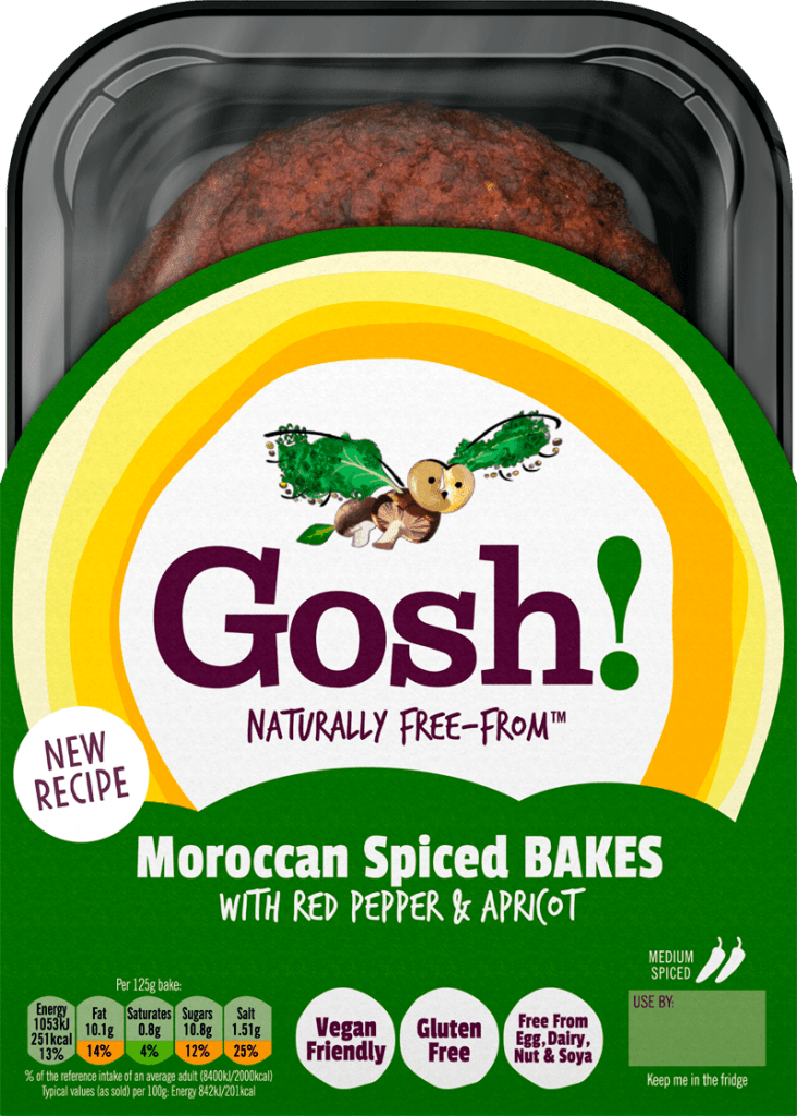 Gosh! – Veggies with Imagination – product review