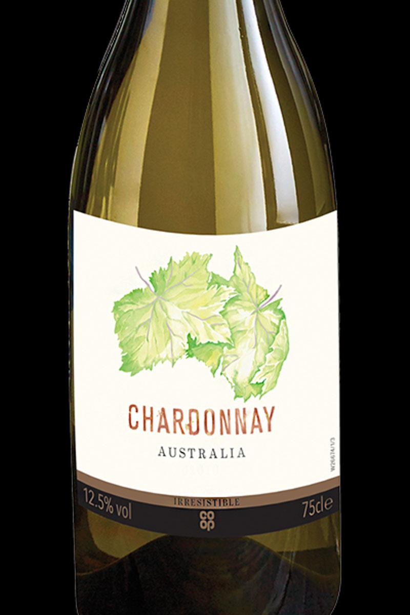 Co-op Irresistible Australian Chardonnay 2017
