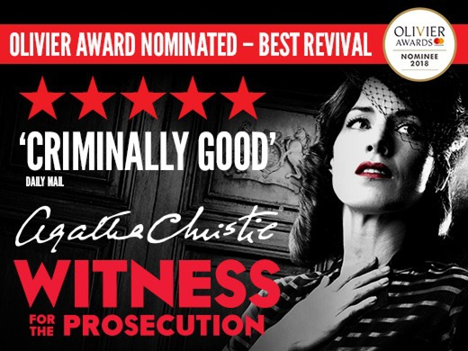 Witness for the Prosecution at County Hall