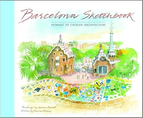 Barcelona Sketchbook – book review
