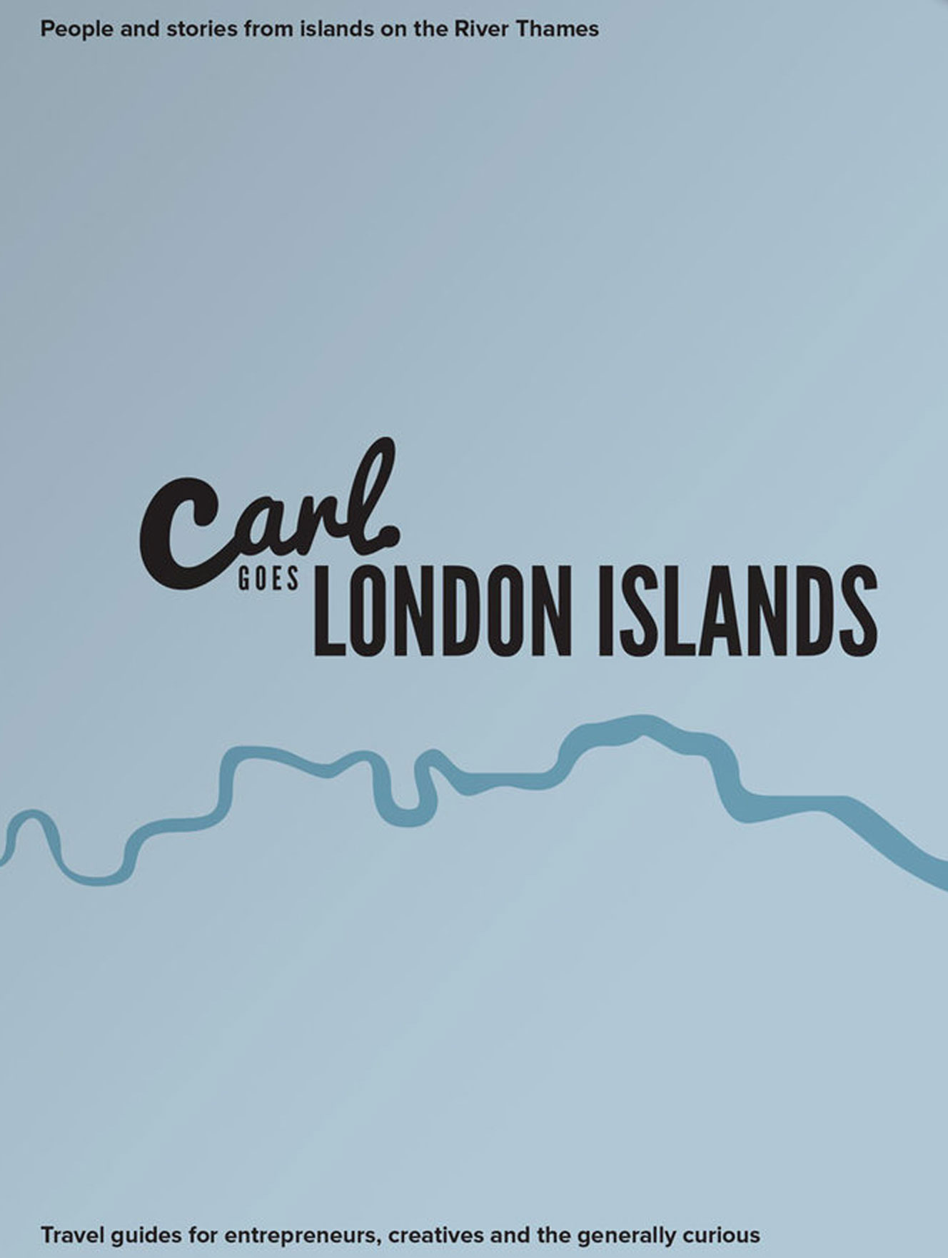 Carl Goes London Islands