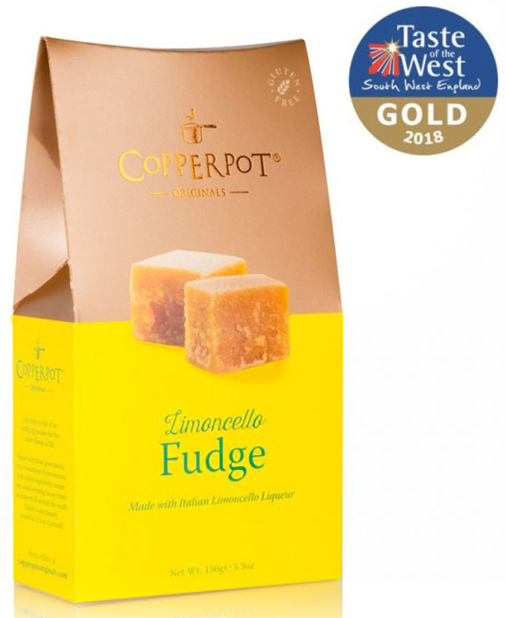 Copperpot Fudge – creamy and rich