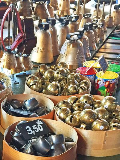 Obertino bells shop