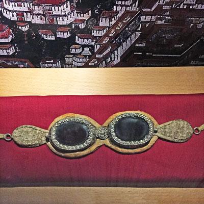 eyewear spectacles dalai lama