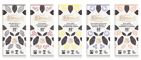 Divine chocolate pack