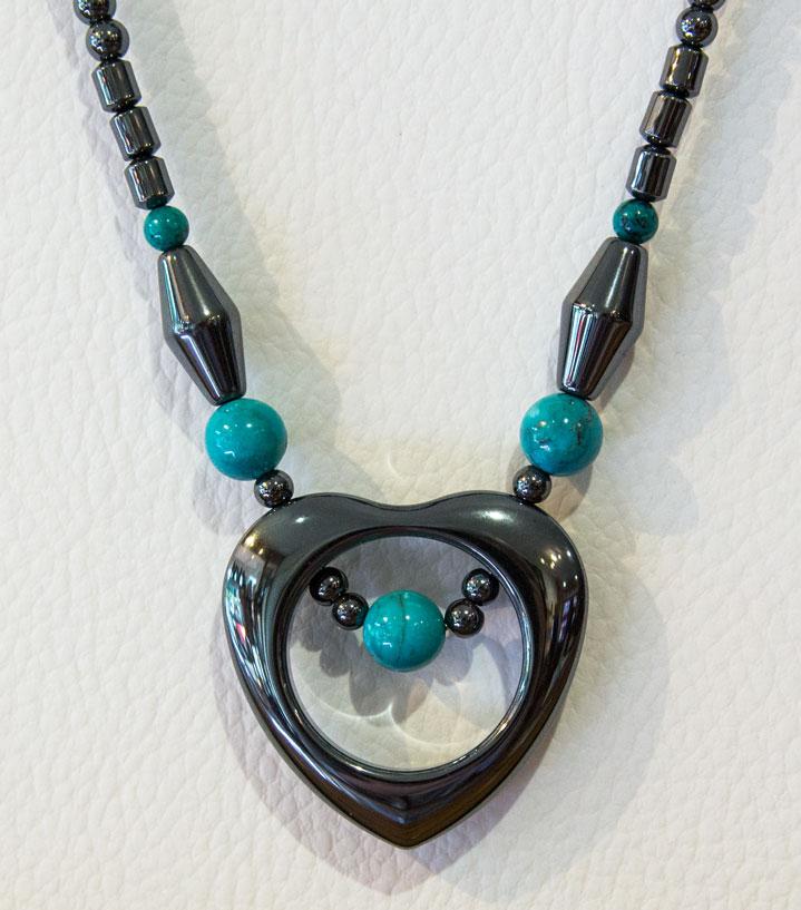 lapidaire necklace jewels