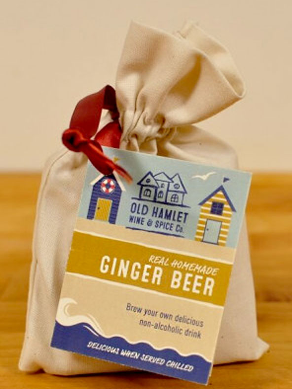 steenburgs ginger beer