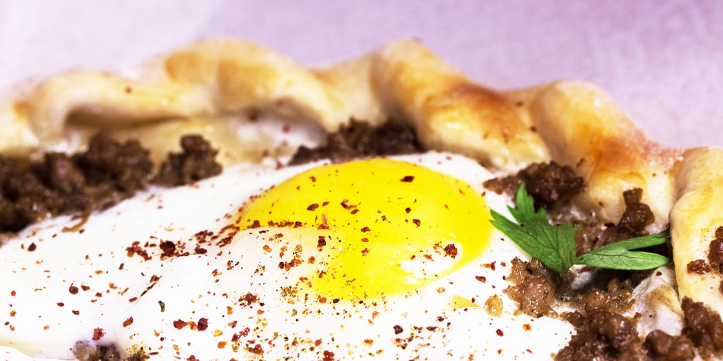 Lebanese Bakery eggs