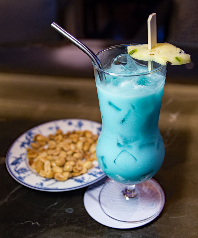 Outrigger cocktail