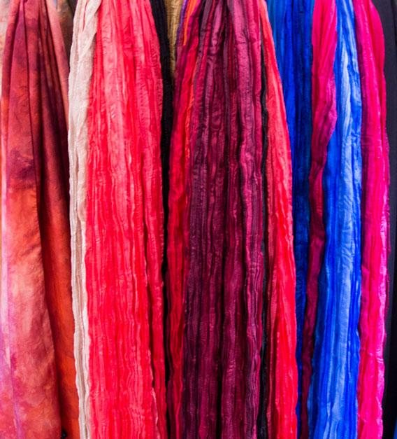 Silk Museum fabric