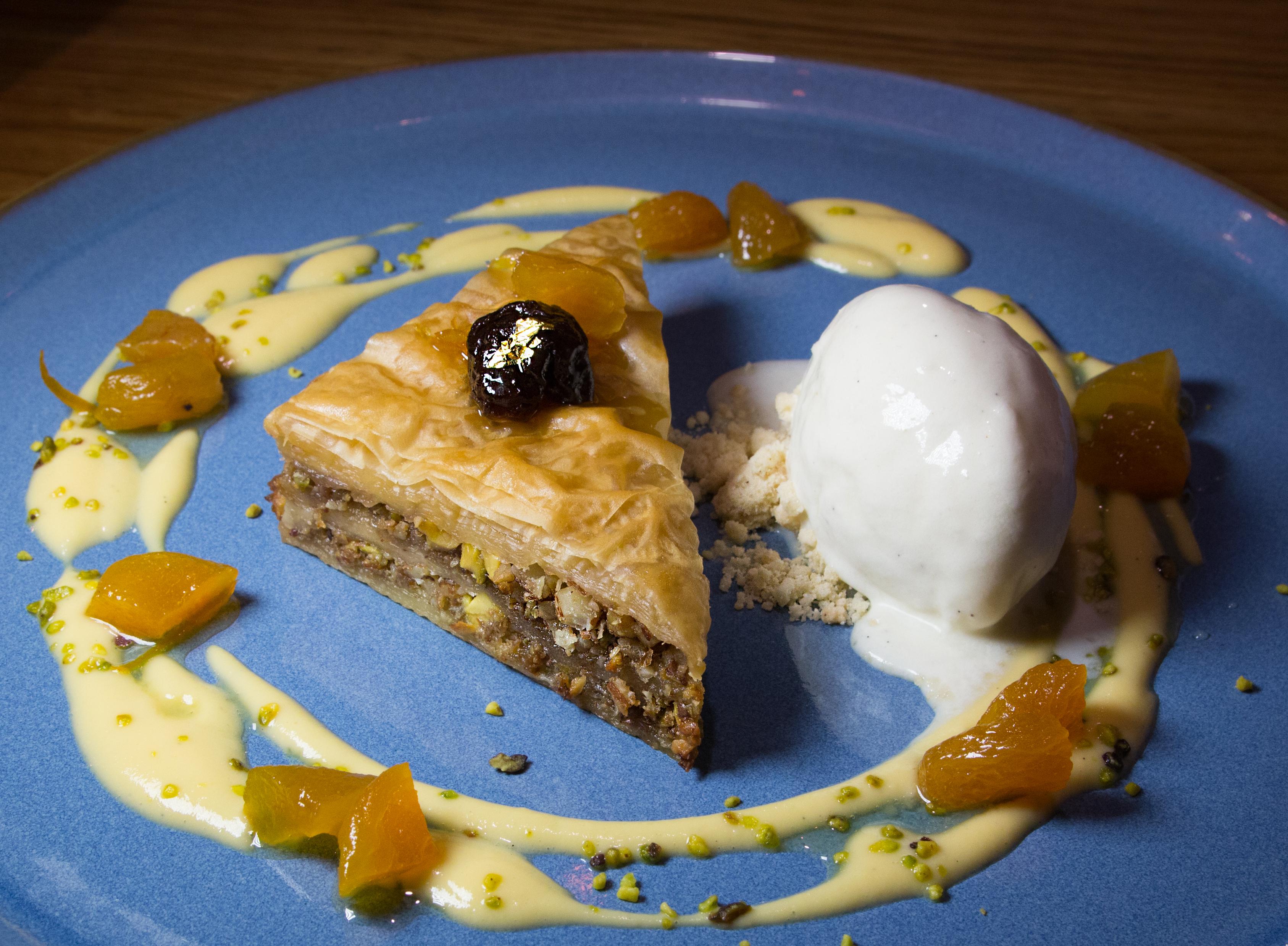 Metzo's dessert