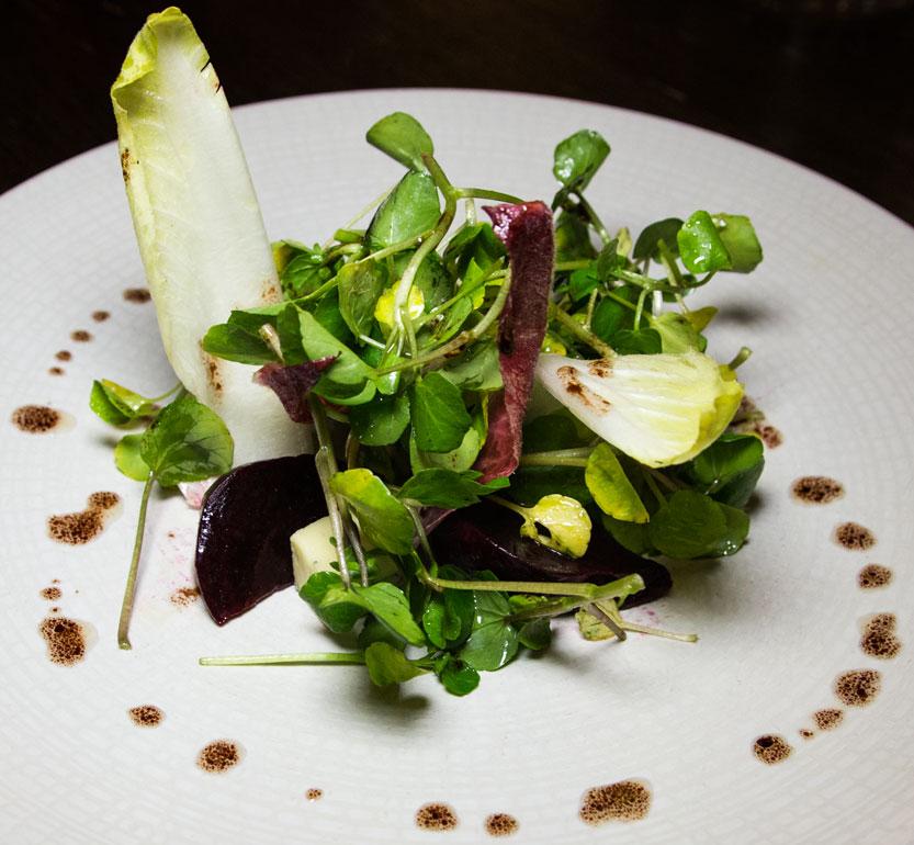 St Pancras salad