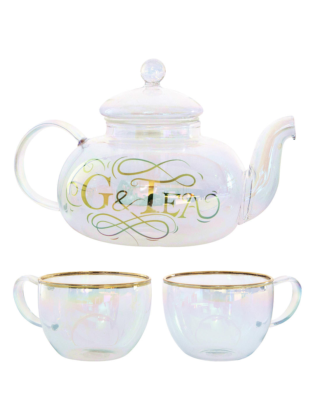 The Root 7 G & Tea set