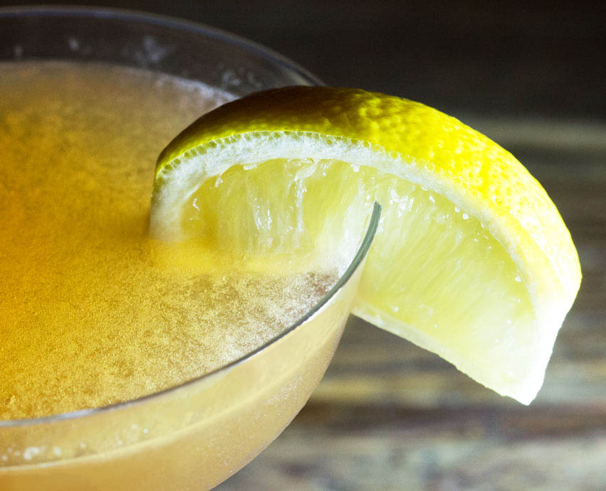 Lemon Prosecco Cocktail recipe