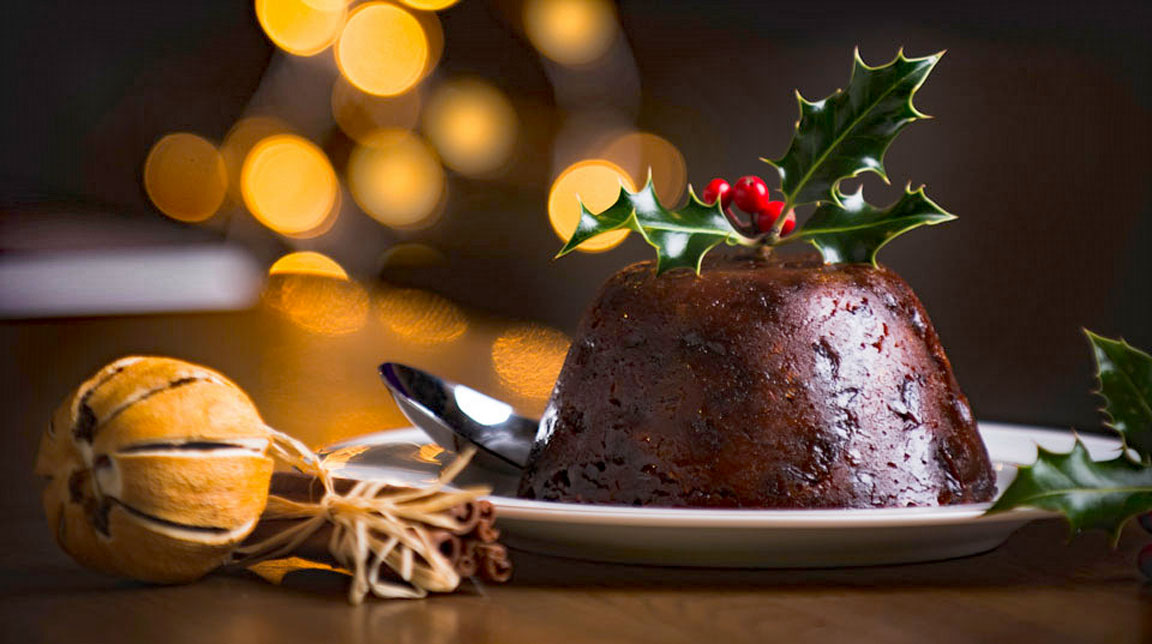 Figgy's Christmas Pudding