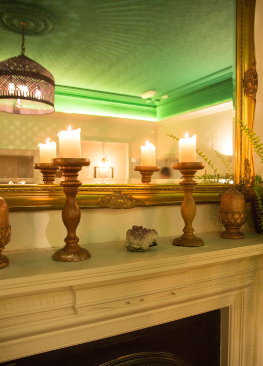 Lancrigg Hotel – dining
