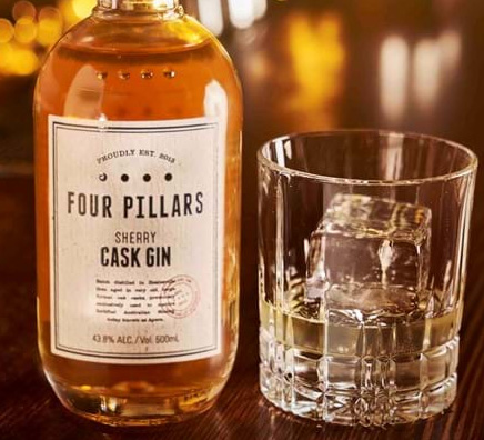 Four Pillars Sherry gin