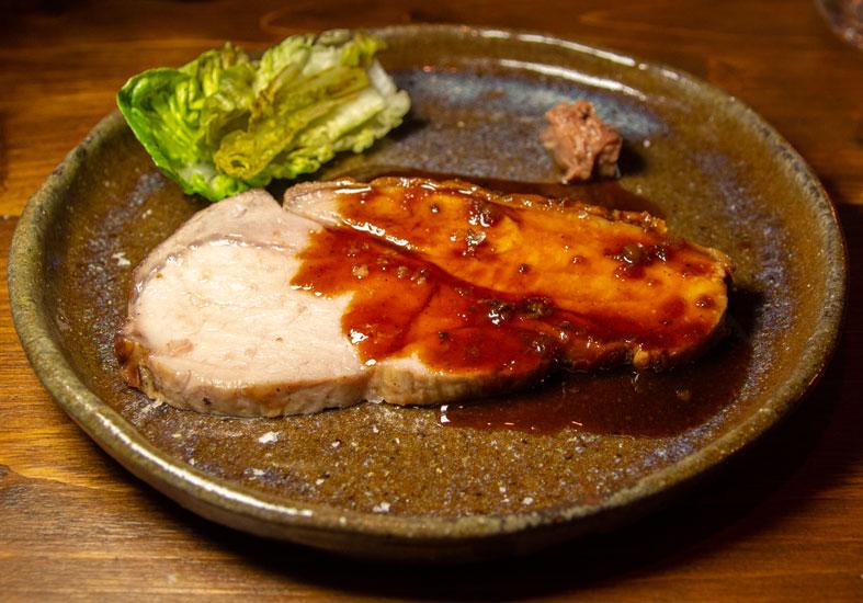 Moorcock pork