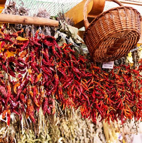 Mercado dos Lavradores chilli