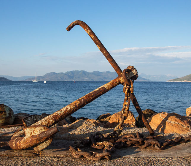 Aegina – accessible Greek retreat