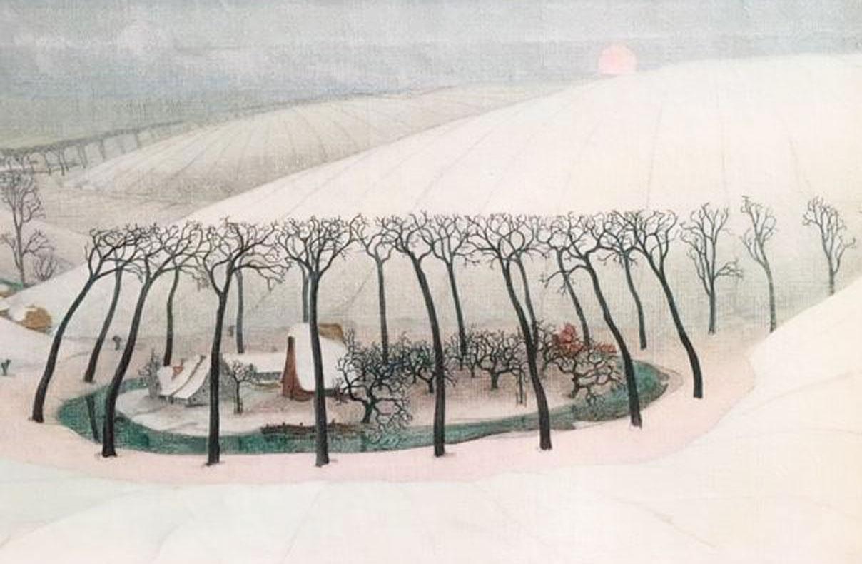 Bruegel snow