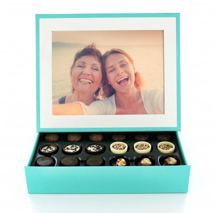 Lily O'Brien's large Personalised Keepsake Photo Box
