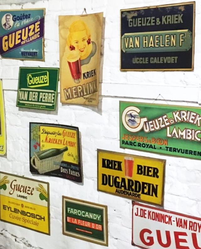 Lambic – the sweet taste of a sour beer