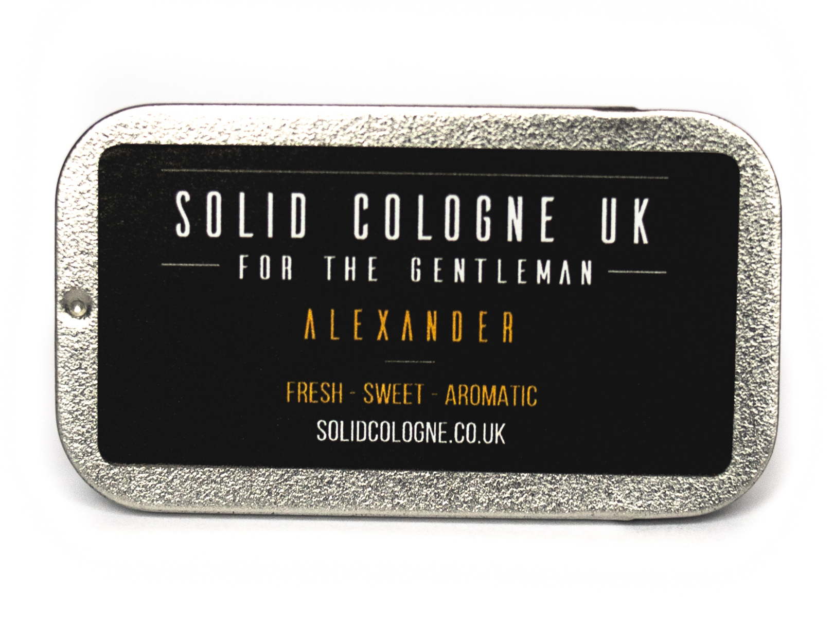 Alexander – a solid cologne