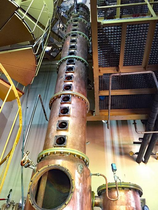 Chamarel Rhum Distillery – Mauritius