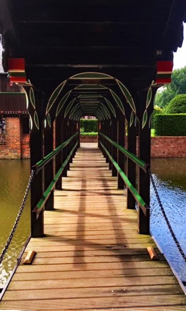 de haar bridge