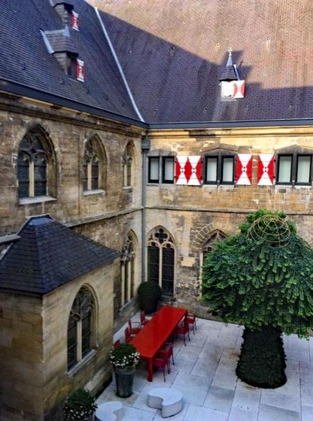 Heavenly Kruisherenhotel Maastricht