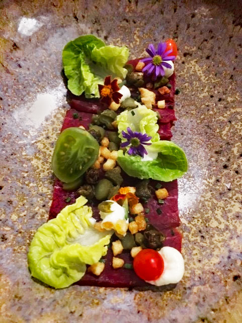 Mes Amis salad