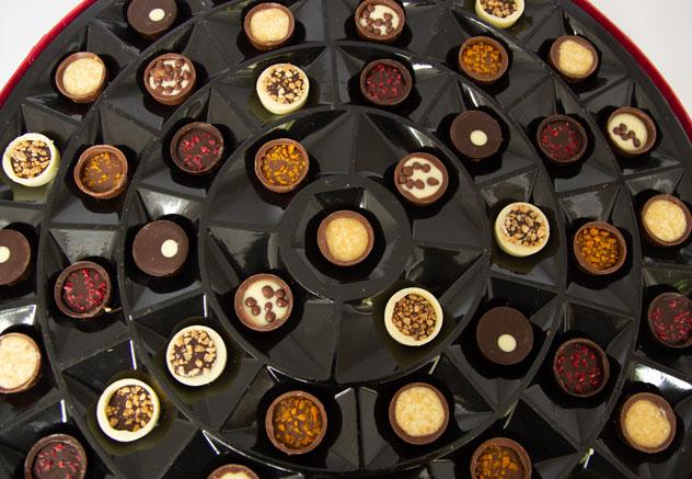 lily chocolates