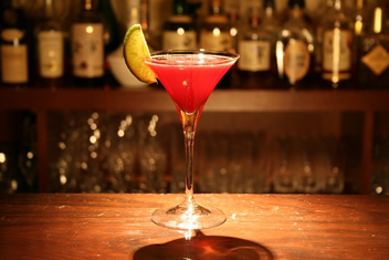 Autumn Moon – Hakushika Sake Cocktail