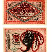 Currency in Crisis: German emergency money, 1914 – 1924