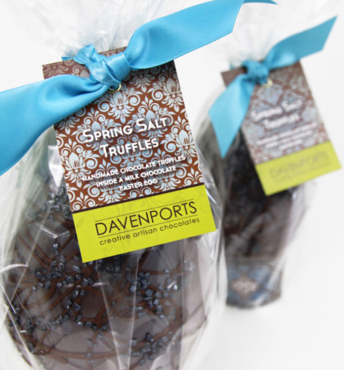 Davenport's Chocolates for Easter