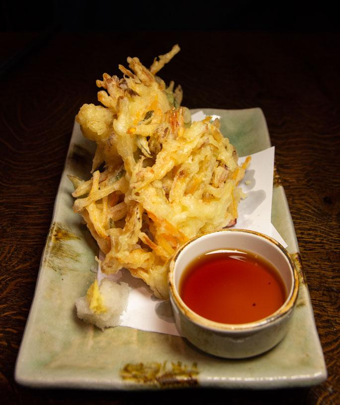 Miyaki tempura